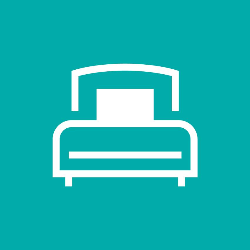 service-Sleeping area