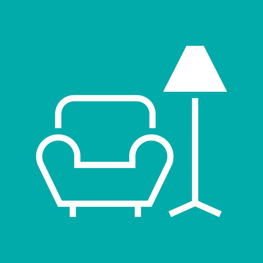 service-Lounge area